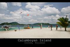 Calumboyan Island (B2Y4N) Tags: travel lake beach landscape island photography rocks cathedral twin lagoon whitesand coron palawan ecotourism busuanga calumboyanisland