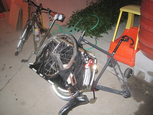 Bike cluster