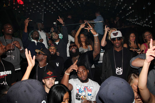 Tyreke Evans birthday party pictures
