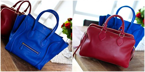 Celine-Red-vs-Blue by fashionreplicahandbags