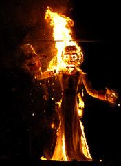 Fire! (rhanelt) Tags: newmexico santafe 2011 zozobra oldmangloom fiestadesantafe