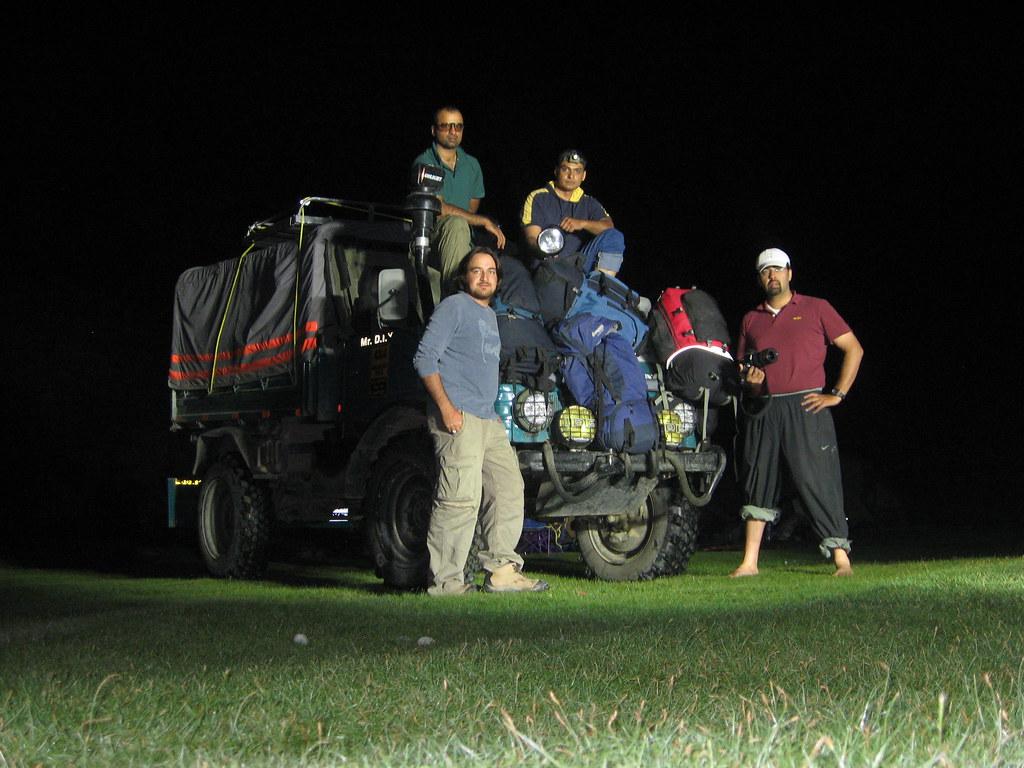 Team Unimog Punga 2011: Solitude at Altitude - 6130132665 f711016c12 b