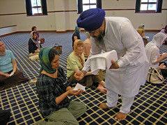 Visit to the Gurdwara (Hartford, CT)