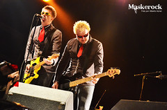 The Toy Dolls # Getafe En Vivo Festival 2011