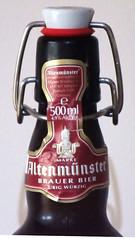 Altenmünster Brauer Bier Urig Wurzig
