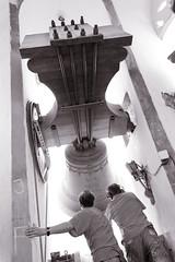 Som-hi! (encaso) Tags: san iglesia campana pedro sant pere apostol esglesia moixent campaners
