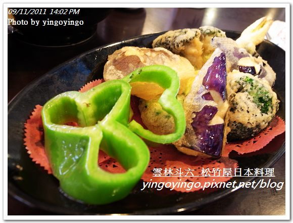 雲林斗六_松竹屋日本料理20110911_R0042170