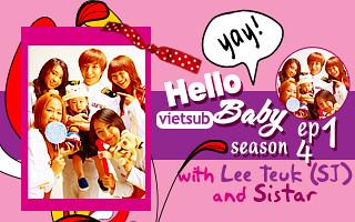 Hello Baby (season 4) (tập 10)