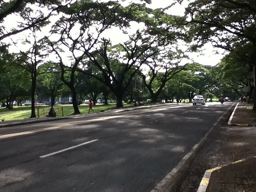 Academic Oval, University of the Philippines Diliman