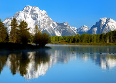 USA - Wyoming - Grand Teton National Park - Oxbow Bend (Jim Strachan) Tags: grandtetonnationalpark oxbowbend