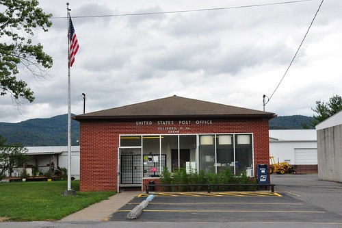 Hillsboro Post Office