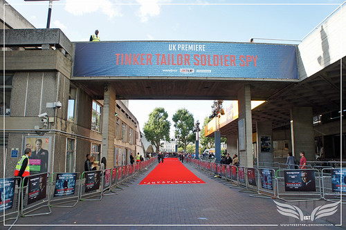 The Establishing Shot : Tinker, Tailor, Soldier, Spy Premiere - BFI, London by Craig Grobler
