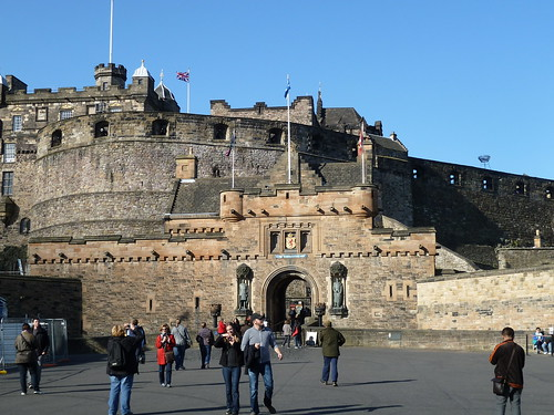 Esplanade, Edinburgh Castle