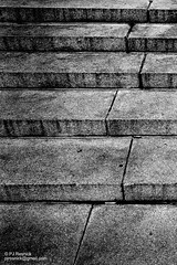 Stoned (PJ Resnick) Tags: street leica blackandwhite bw white chicago abstract black film monochrome contrast analog 35mm blackwhite illinois steps streetphotography structures angles rangefinder monochromatic minimal il abstraction 135 minimalism simple ilford m6 atmospheric m6ttl resnick c41 leicam6ttl leicam xp2s flickrdiamond bestminimalshot ilfordxp2s filmfilmforever highspeediso pjresnick bwfp pjresnick pjresnickgmailcom perryjresnick pjresnick