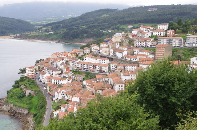 Lastres - A beautiful fishing port