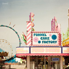 Funnel Cake Factory (Laura L. Ruth) Tags: carnival pink blue fall texture vintage square fair september explore ferriswheel etsy cliche funnelcake yorkfair tistheseason 8x8 hcs deepfriedoreos 11x14 oreocookies lauraruth happyclichesaturday nographicsorinvitesplease iswearimeantnographicstwoandcounting