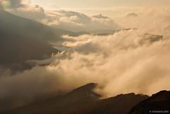 Balkan mood (.:: Maya ::.) Tags: mist mountain nature clouds trekking landscape outdoor reserve bulgaria copy balkan stara    planina      mayaeye mayakarkalicheva  wwwmayaeyecom