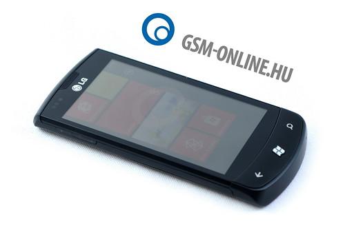 LG Optimus 7 fekteve