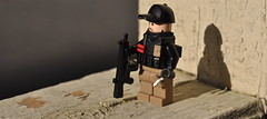 (The Chef!) Tags: lego fig chef tiny minifig custom thechef theyarecoming pmc minifigure tactical brickarms minifigcat