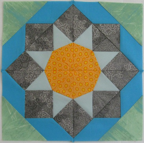 Block #12, Kansas Dust Storm, Summer Sampler Series
