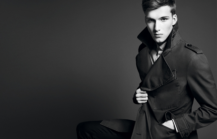 Johnny George0005_Burberry Black Label FW11