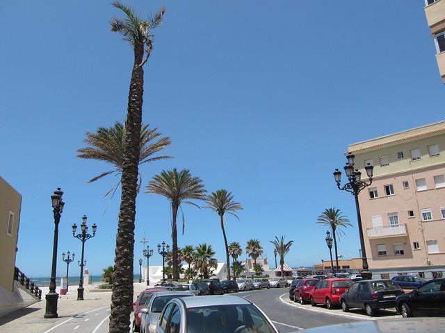 5 Cádiz Streets
