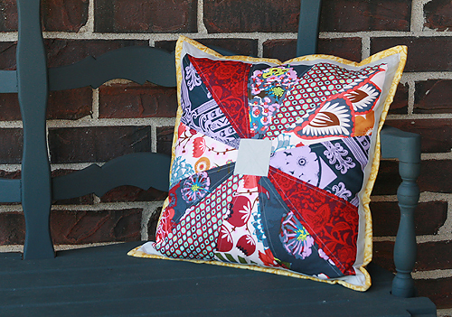 Saturated Pillow