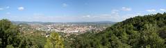 Panorama d'Alès
