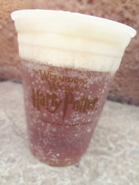 BUTTERBEER @ Wizarding World of Harry Potter | Islands of Adventure | Orlando, FL