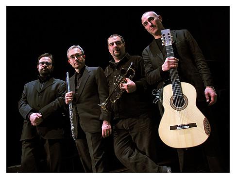 L'Ensemble Dissonanzen a Modena per Man Ray Movies