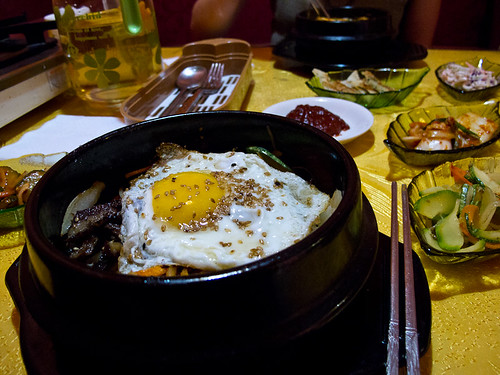 Korean food. Yum!