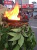 Camphor to Carrry (PassionParade) Tags: men festival children dawn women divine lanka devotion srilanka colourful hindu tamil chariot idols colombo downpour deities kaavadi wellawatte bambalapitty