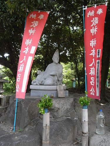 柿本寺跡(人麻呂の歌塚)-04