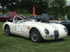 Jaguar C-Type (Megashorts) Tags: uk england car pen competition olympus hampshire racing motor jaguar beaulieu racer ep1 2011 ctype mk1 mki mzd 1442mm wbk789 ppdcb4