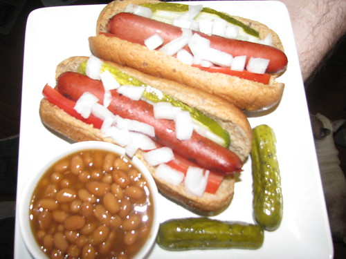 Hot Dog on a diet?