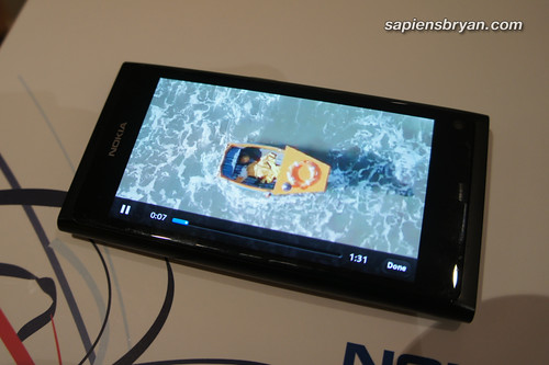 Playing Online Video On Nokia N9