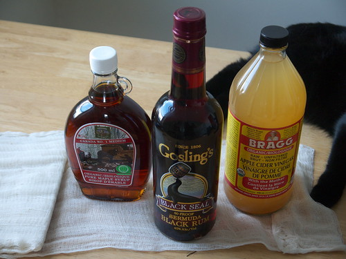 maple vinegar ingredients
