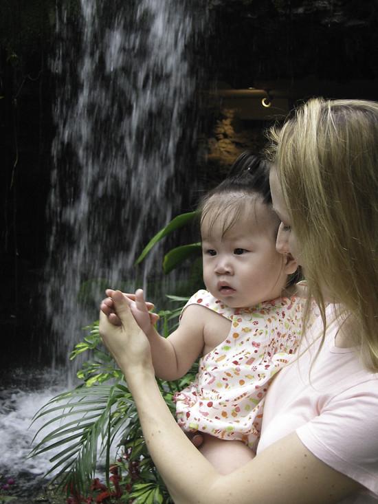 Anna waterfall china