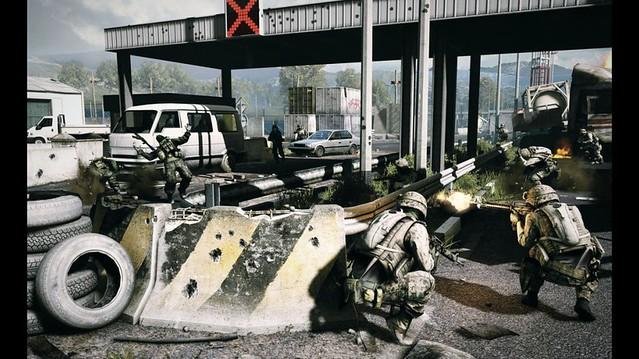 Battlefield 3 - Firefight