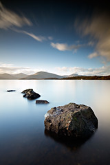 Blue - Explored (Gareth Paxton) Tags: landscape scotland imagination et lochlomond millarochy phantasmata gpimages hallglorymorningwayaug2011
