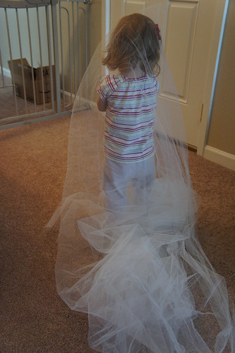 someone likes tulle!