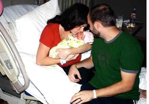 Lindsay, Matt & Brynn