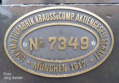 CH-5107 Schinznach-Dorf Schinznacher Baumschulbahn Dampflok Taxus 99 3311 im Juli 2011 (Joerg Seidel) Tags: münchen schweiz suisse wwi steam vapor narrowgauge dampflok krauss kleinbahn deutschereichsbahn schinznach gartencenter smalspoor kraussmaffei feldbahn schmalspurbahn museumsbahn baumschule fabrikschild decauville schinznacherbaumschulbahn voieetroite schinznachdorf heeresfeldbahn brigadelok muskauerwaldbahn 600mmspur lokomotivfabrikkrauss 60cmspur zulaufag