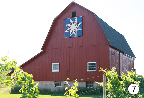 Barns of Old Mission Peninsula