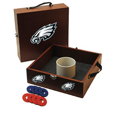 Philadelphia Eagles Washers Toss Game