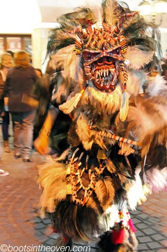 Amazing late-night costume
