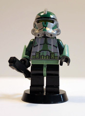 Commander Gree front (Iceman792) Tags: lego clone gree commander minifigure