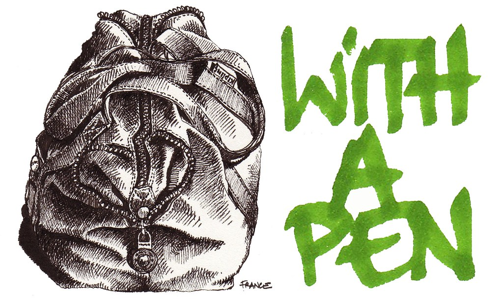 click here for more pen drawings