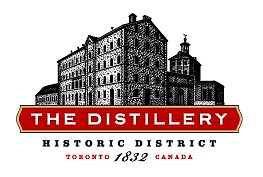 The Distillery District logo, Distillery Blog
