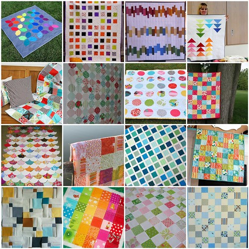 6067230085 588cc0cfa4 Charm Pack Quilt Ideas